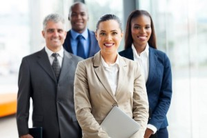 Business People_Team of Executives