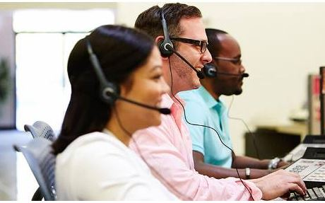 Customer Care Agent PIc - Cropped