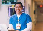 Male Nurse - Healthcare Worker