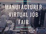 manufacturing job fair